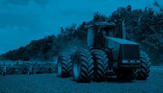 Hydraulikzylinder für landwirtschaftliche Maschinen